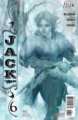 Jack of Fables #6 (NOOK Comic with Zoom View)