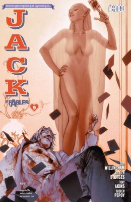 Jack of Fables #9 (NOOK Comic with Zoom View)