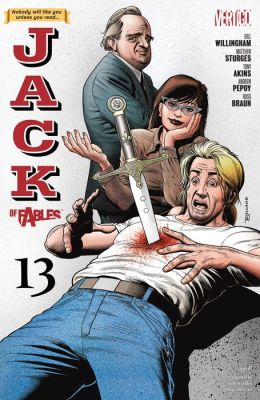 Jack of Fables #13 (NOOK Comic with Zoom View)