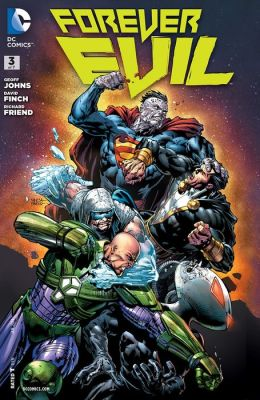 Forever Evil (2013- ) #3 (NOOK Comic with Zoom View)