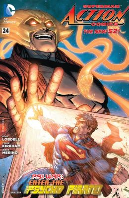 Action Comics (2011- ) #24 (NOOK Comic with Zoom View)