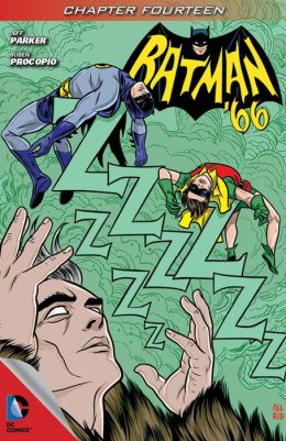 Batman '66 #14 (NOOK Comic with Zoom View)