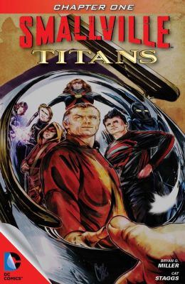 Smallville: Titans #1 (NOOK Comic with Zoom View)