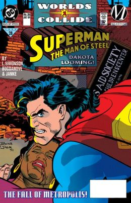 Superman: The Man of Steel (1991-2003) #35 (NOOK Comic with Zoom View)