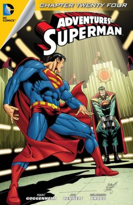 Adventures of Superman (2013- ) #24 (NOOK Comic with Zoom View)