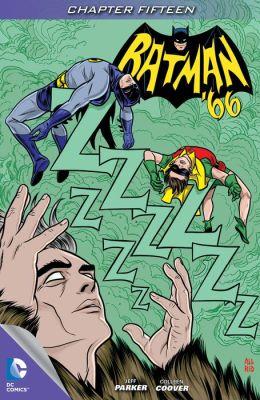 Batman '66 #15 (NOOK Comic with Zoom View)