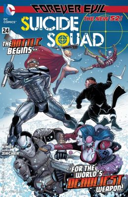 Suicide Squad (2011- ) #24 (NOOK Comic with Zoom View)