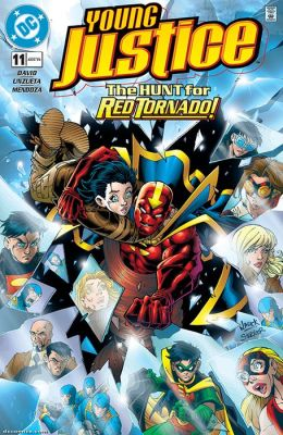 Young Justice (1998-2003) #11 (NOOK Comic with Zoom View)