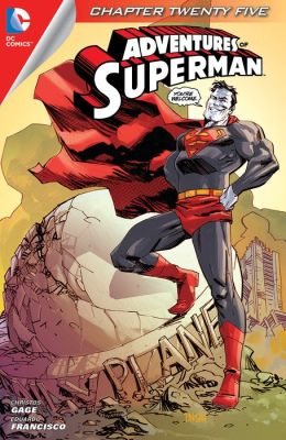 Adventures of Superman (2013- ) #25 (NOOK Comic with Zoom View)