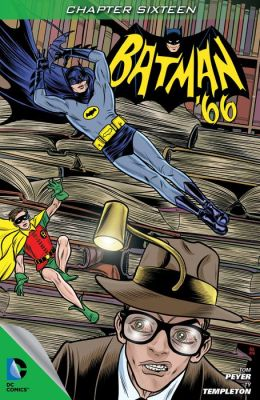 Batman '66 #16 (NOOK Comic with Zoom View)