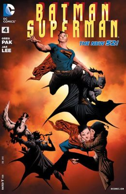 Batman/Superman (2013- ) #4 (NOOK Comic with Zoom View)