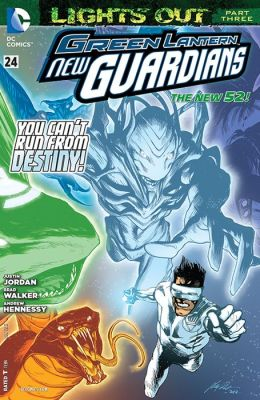Green Lantern: New Guardians (2011- ) #24 (NOOK Comic with Zoom View)