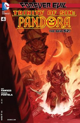 Trinity of Sin: Pandora (2013- ) #4 (NOOK Comic with Zoom View)