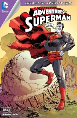 Adventures of Superman (2013- ) #26 (NOOK Comic with Zoom View)
