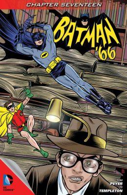 Batman '66 #17 (NOOK Comic with Zoom View)