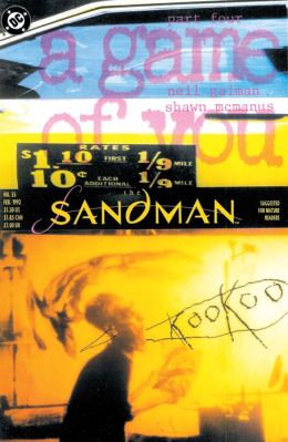 The Sandman #35 (NOOK Comic with Zoom View)