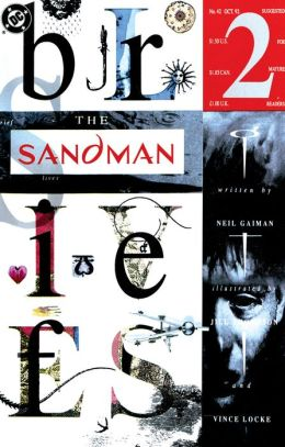 The Sandman #42 (NOOK Comic with Zoom View)