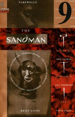 The Sandman #49 (NOOK Comic with Zoom View)