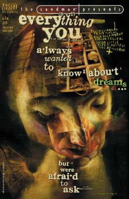The Sandman Presents: Everything You Always Wanted to Know About Dreams but Were Afraid to Ask #1 (NOOK Comic with Zoom View)