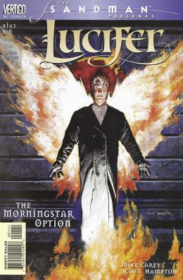The Sandman Presents: Lucifer #1 (NOOK Comic with Zoom View)