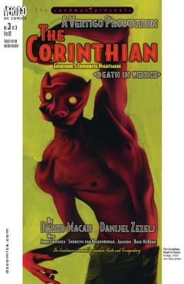 The Sandman Presents: The Corinthian #3 (NOOK Comic with Zoom View)