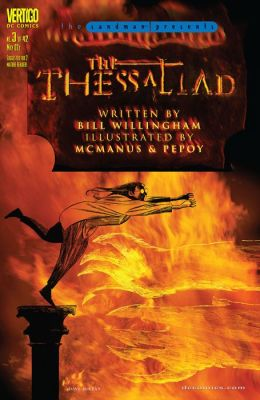 The Sandman Presents: The Thessaliad #3 (NOOK Comic with Zoom View)