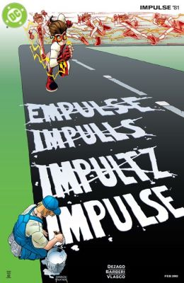 Impulse #81 (NOOK Comic with Zoom View)