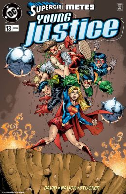 Young Justice (1998-2003) #13 (NOOK Comic with Zoom View)