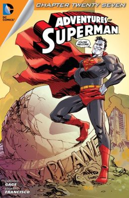 Adventures of Superman (2013- ) #27 (NOOK Comic with Zoom View)