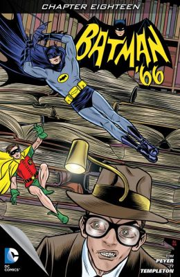Batman '66 #18 (NOOK Comic with Zoom View)