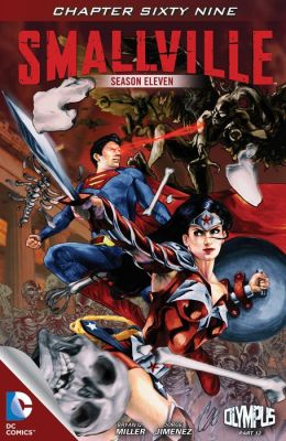 Smallville Season 11 #69 (NOOK Comic with Zoom View)