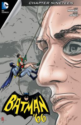 Batman '66 #19 (NOOK Comic with Zoom View)