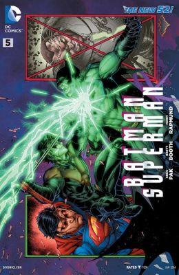 Batman/Superman (2013- ) #5 (NOOK Comic with Zoom View)