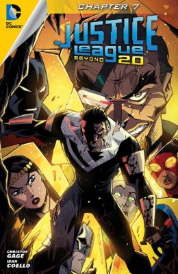 Justice League Beyond 2.0 (2013- ) #7 (NOOK Comic with Zoom View)