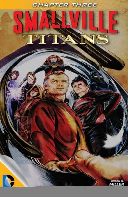 Smallville: Titans #3 (NOOK Comic with Zoom View)