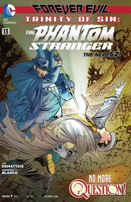 Trinity of Sin: Phantom Stranger (2012- ) #13 (NOOK Comic with Zoom View)