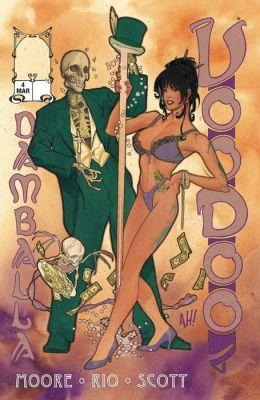 Voodoo (1997-1998) #4 (NOOK Comic with Zoom View)