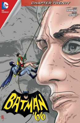 Batman '66 #20 (NOOK Comic with Zoom View)