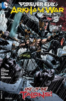Forever Evil: Arkham War (2013- ) #2 (NOOK Comic with Zoom View)