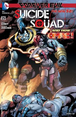 Suicide Squad (2011- ) #25 (NOOK Comic with Zoom View)
