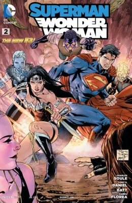 Superman/Wonder Woman (2013- ) #2 (NOOK Comic with Zoom View)