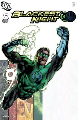 Blackest Night #0 (NOOK Comic with Zoom View)