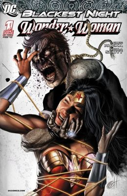 Blackest Night: Wonder Woman #1 (NOOK Comic with Zoom View)
