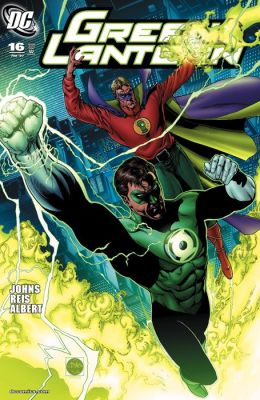 Green Lantern #16 (NOOK Comic with Zoom View)