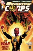 Book Cover Image. Title: Sinestro Corps Special #1 (NOOK Comic with Zoom View), Author: Geoff Johns