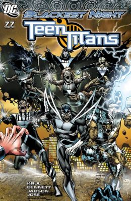 Teen Titans (2003-2011) #77 (NOOK Comic with Zoom View)