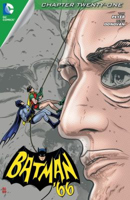 Batman '66 #21 (NOOK Comic with Zoom View)