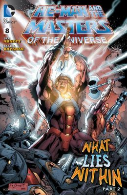 He-Man and the Masters of the Universe (2013- ) #8 (NOOK Comic with Zoom View)