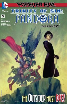 Trinity of Sin: Pandora (2013- ) #5 (NOOK Comic with Zoom View)