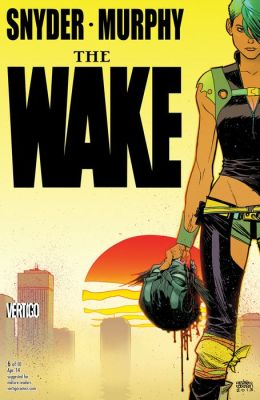 The Wake #6 (NOOK Comic with Zoom View)